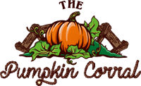 The Pumpkin Corral Logo